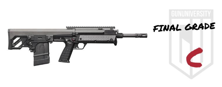 Kel Tec RFB Gun Univerisity Final grade