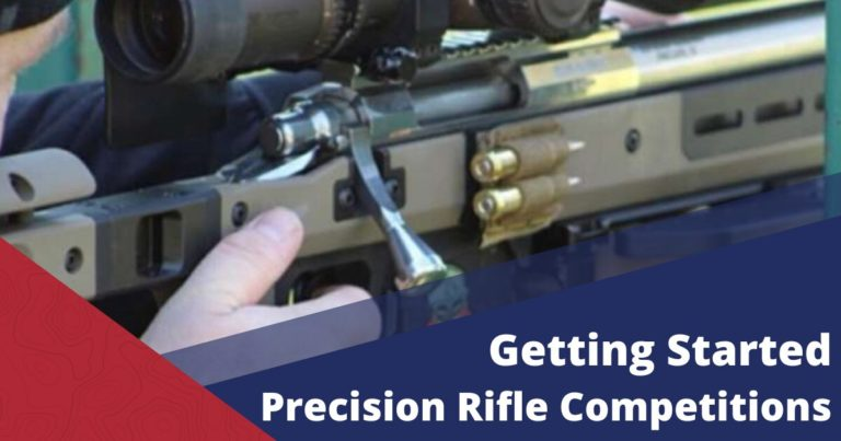 Getting Started with Precision Rifle Competitions [PRS + NRL 2021]