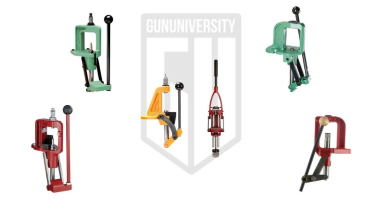 Best Single Stage Reloading Presses for Bullets and Boolits