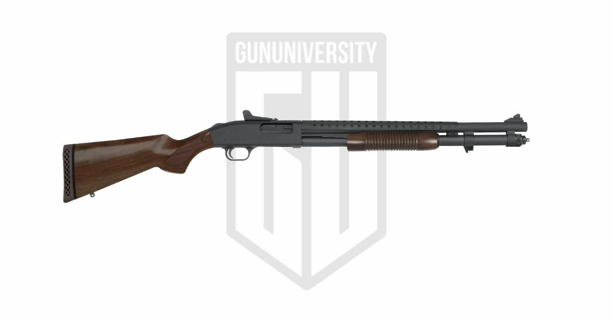 Mossberg 590A1 Retrograde Review: Is It Worth The Money?