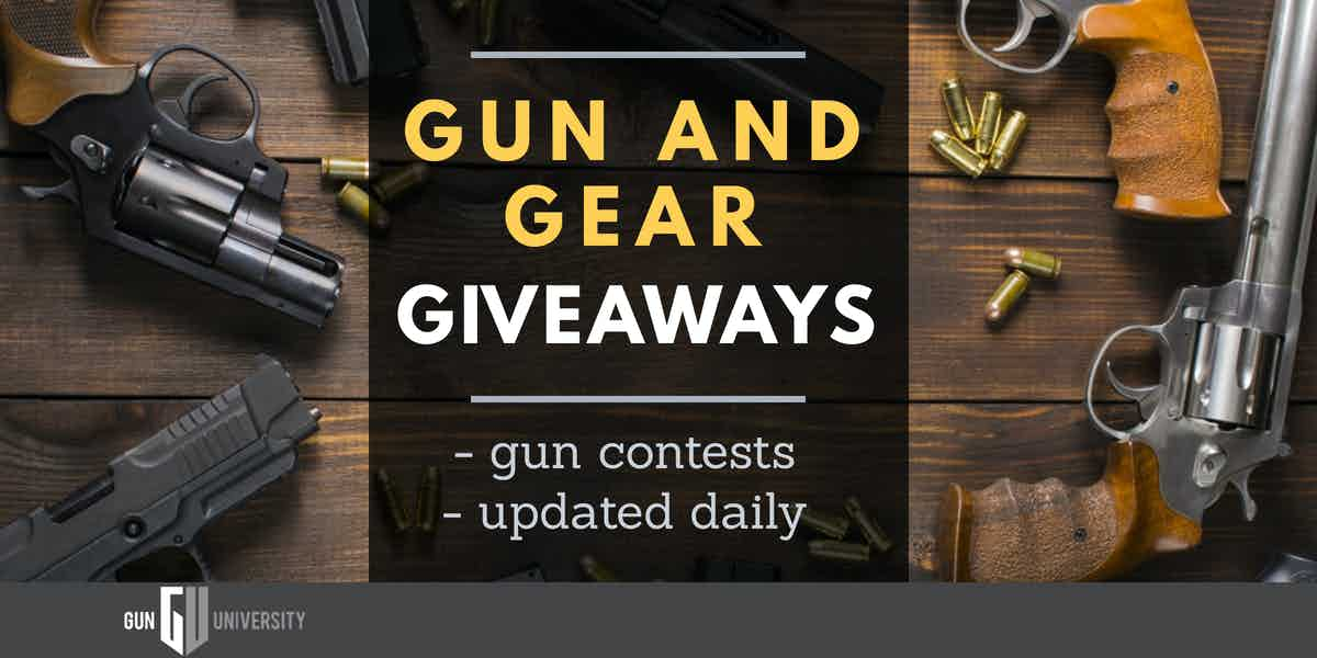 Gun and Gear Giveaways 2021
