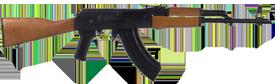 WASR-10 AK-47 Rifle